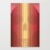 The Abominable Dr. Phibes Canvas Print