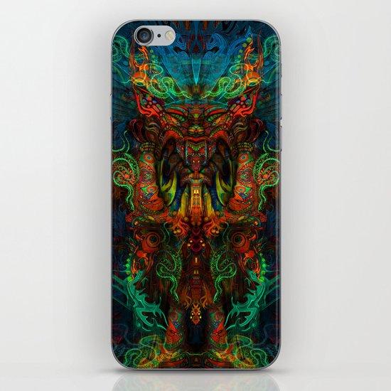 Shaman iPhone & iPod Skin