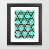Tessalate Framed Art Print