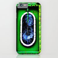 iPhone & iPod Case featuring Shattered by Biff Rendar