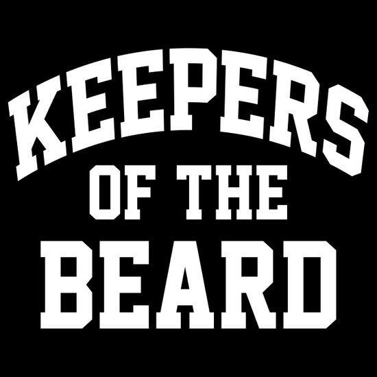 Keepers Of The Beard Art Print