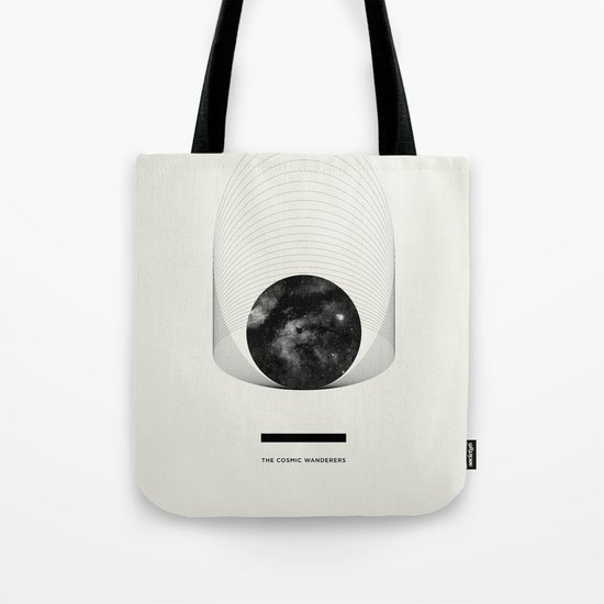THE COSMIC WANDERERS  Tote Bag