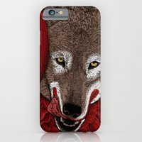 iPhone & iPod Case featuring Red Decoy by samalope
