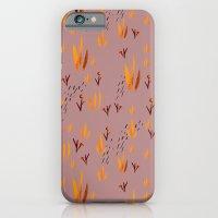 Llama Desert Grass iPhone 6 Slim Case