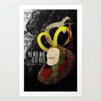 Loki: Made To Be Ruled (… Art Print