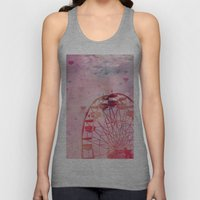Love is in the Air Unisex Tank Top