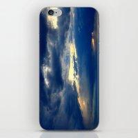 Deep Blues iPhone & iPod Skin