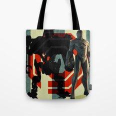 Detroit's Finest - OCP Robocop Tote Bag