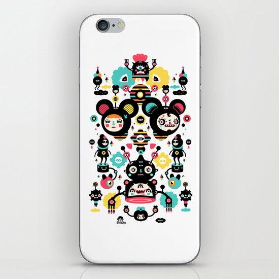 Collaboration Muxxi X Yema Yema iPhone & iPod Skin