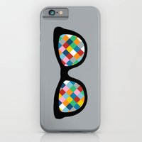 iPhone & iPod Case featuring Diamond Eyes by Project M