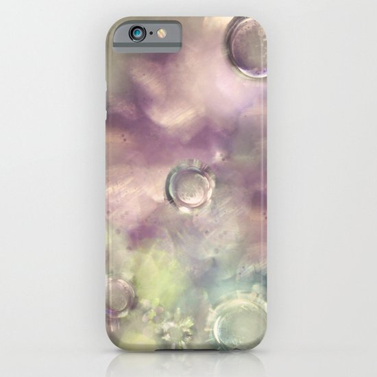 Ice Crystals iPhone & iPod Case