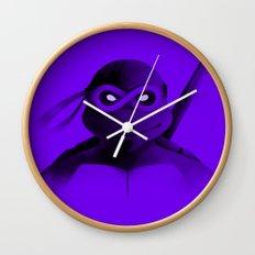 Donatello Forever Wall Clock