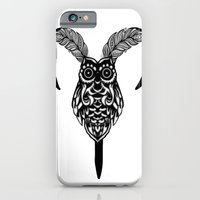 iPhone & iPod Case featuring Arien Owl by SharnyaTheStrange