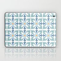 Floor tile 5 Laptop & iPad Skin