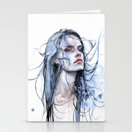Obstinate Impasse Stationery Cards