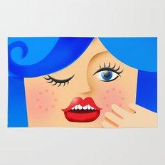 Lola Blue Rug