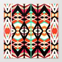Mix #331 Canvas Print