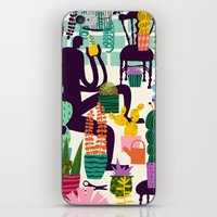Natural Recall Poster De… iPhone & iPod Skin