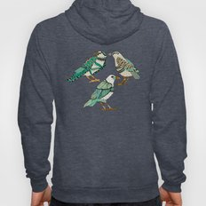 Little Crows Hoody