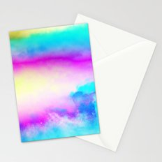 Happy Cloud III Stationery Cards