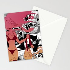 Famous for Nothing Stationery Cards