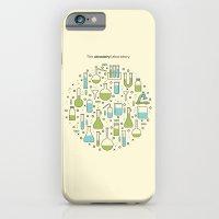 The Chemistry Laboratory iPhone 6 Slim Case