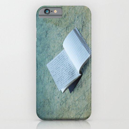 Memories Lost iPhone & iPod Case