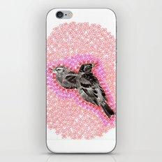 mother bird iPhone & iPod Skin