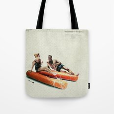 Summer in the City | Collage Tote Bag