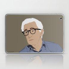 Woody Allen Cartoon Laptop & iPad Skin