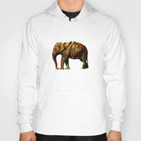 Tiger Elephant Hoody