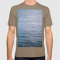 Heart Of The Ocean 2 Mens Fitted Tee Tri-Coffee SMALL