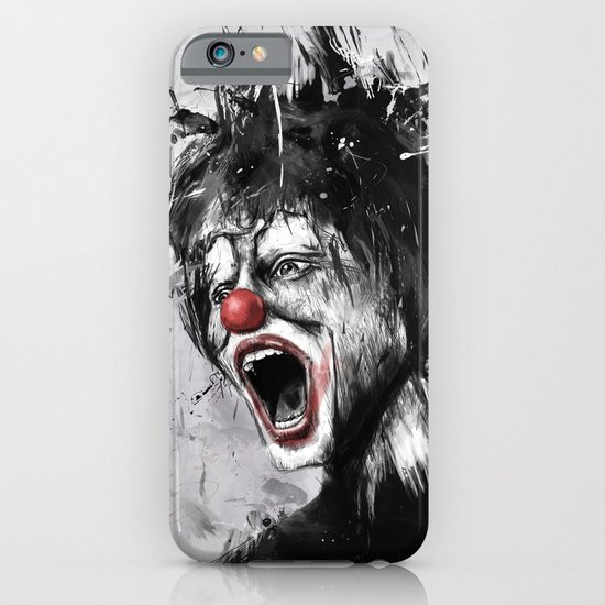 the clown iPhone & iPod Case