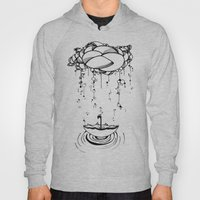 Abstract Whimsical Illus… Hoody