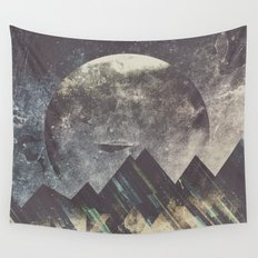 Sweet dreams mountain Wall Tapestry