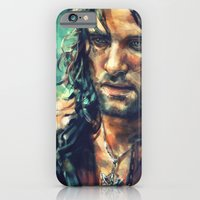 iPhone & iPod Case featuring Elessar by Alice X. Zhang