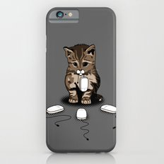 Eyes of cat iPhone 6s Slim Case
