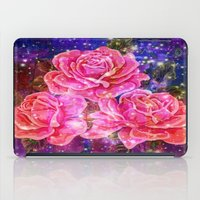 Roses With Sparkles And … iPad Case