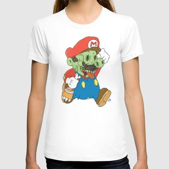 It's A Me Zombio T-shirt