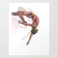 The Olympic Games, Londo… Art Print