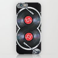 iPhone & iPod Case featuring SoloSoyUnPincheDisco by Ataxk SieSeiS