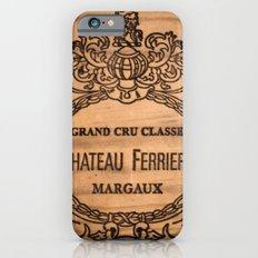 French wine box iPhone 6 Slim Case