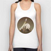 Rocket City Unisex Tank Top