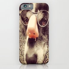 Hiding behind a disguise. iPhone 6 Slim Case