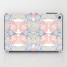 Wildflower symmetry iPad Case