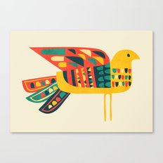 Century Bird Canvas Print