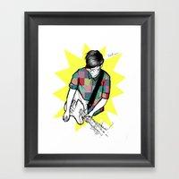 Allison Weiss Framed Art Print