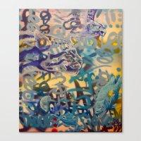 Jacob Lee Canvas Print