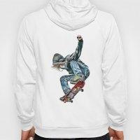 Skateboarder Hoody