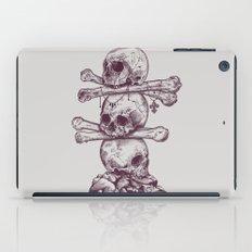 Skull Totem iPad Case